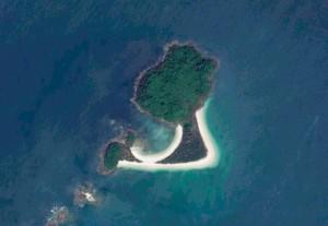 Koh Kam Tok Lagoon