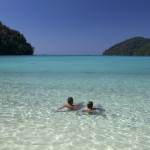 Surin Islands Beach