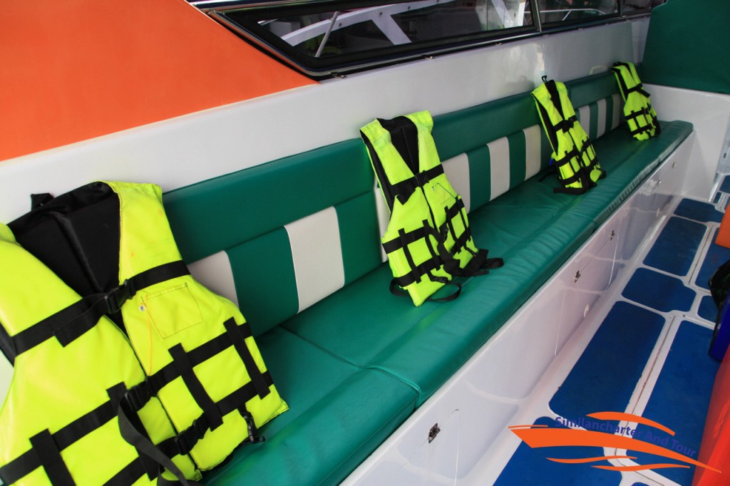 Life jackets for safety