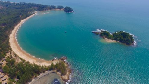 Prathong Bay